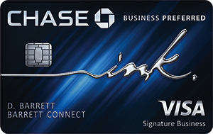 Ink Business Preferred℠‎ Credit Card